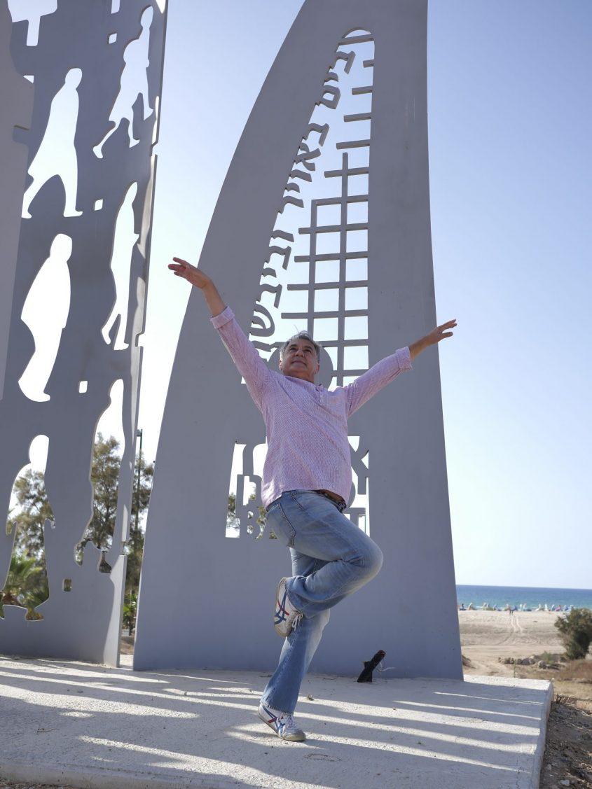 בארי אבידן. צילום: פבל