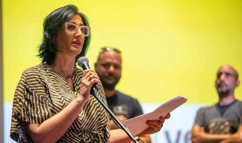 אילנית סוויסה. צילום: דור פאזולו