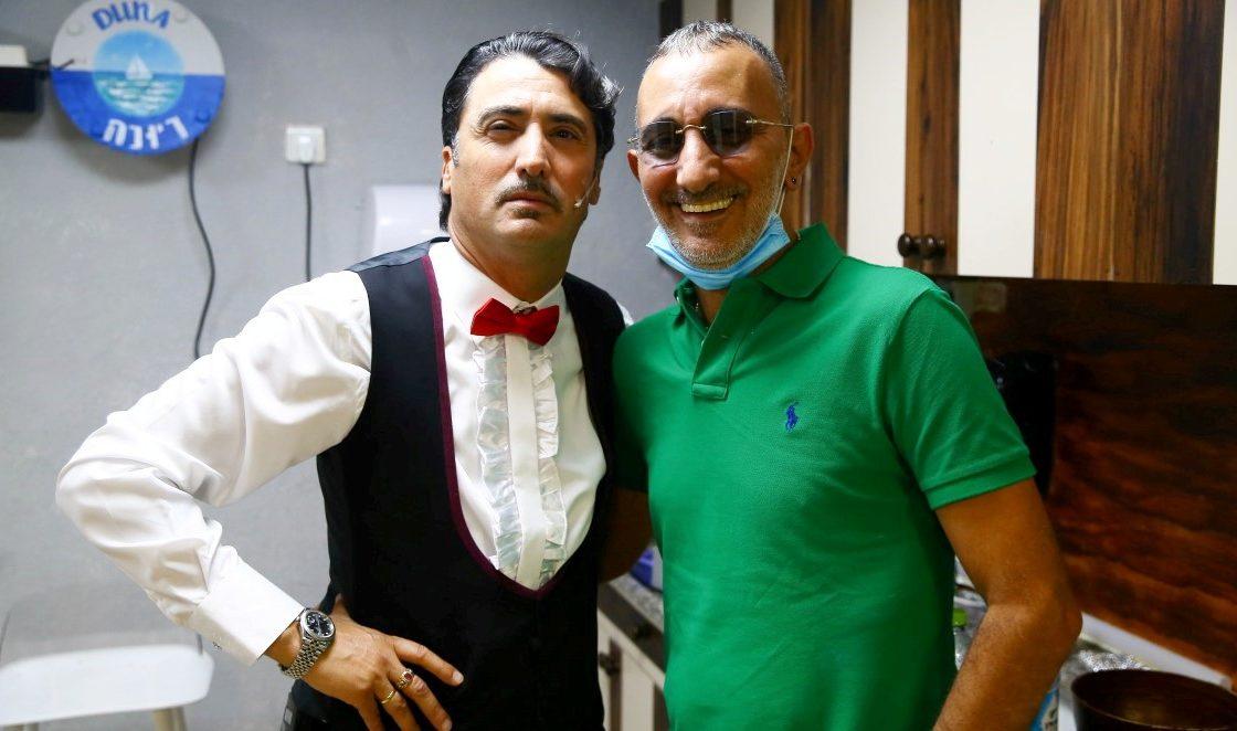 אריק משעלי ושמעון בוסקילה. צילום: odrey-לירון מולדובן (Medium)