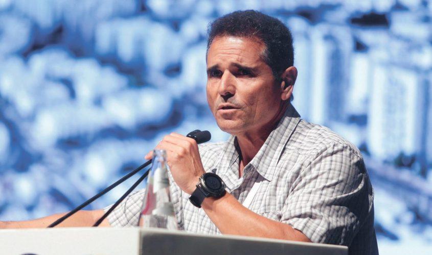 """מנכ""""ל עיריית אשדוד, אילן בן עדי. צילום: דודו בכר"""