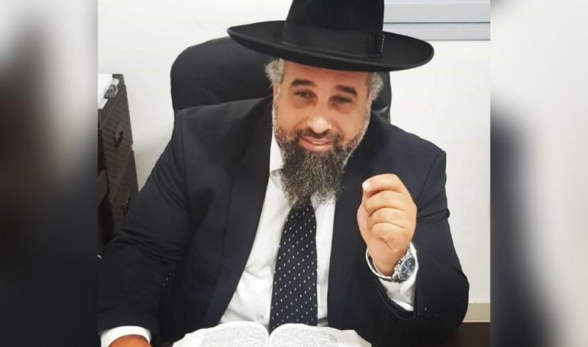 הרב תומר בן שטרית. מתוך פייסבוק