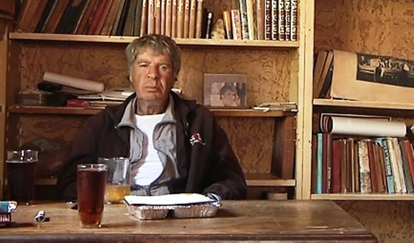 שמוליק קראוס, מתוך הסרט. באדיבות יס דוקו